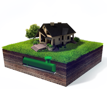 Газгольдер для частного дома под ключ цена москва по свердловской области дом престарелых